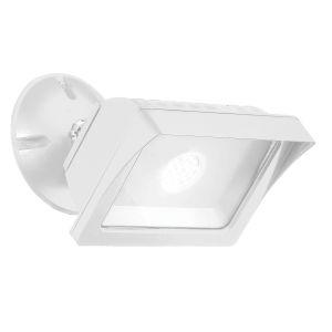 White LED Outdoor Adjustable Flood Light