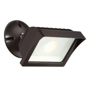 Bronze LED Outdoor Adjustable Flood Light