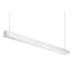 White 48-Inch 4000K LED Shop Light