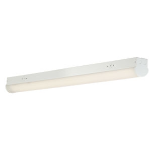 White 48W 4000K LED Strip Light