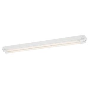 White 14W 5000K Two-Light LED Strip Light
