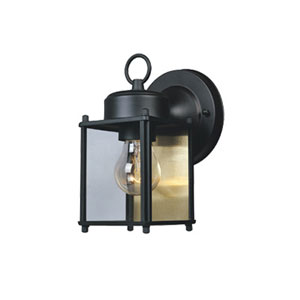 Porch Black Wall Lantern