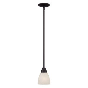 Torino Oil Rubbed Bronze One-Light Mini Pendant