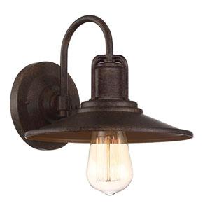 Cooper Venetian Bronze One-Light Outdoor Wall Lantern