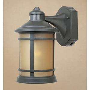 Hanover Oil Rubbed Bronze One-Light Outdoor Wall Mounted Light