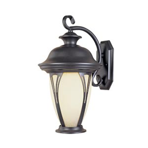 Westchester Bronze One-Light Outdoor Wall Lantern
