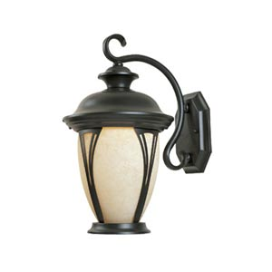 Westchester Bronze Two-Light Outdoor Wall Light