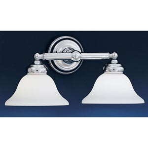 Opal Essence Two-Light Bath Bracket