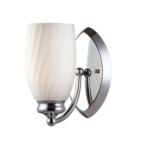 Belize Chrome Wall Sconce
