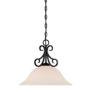 Addison Oil Rubbed Bronze One-Light Pendant