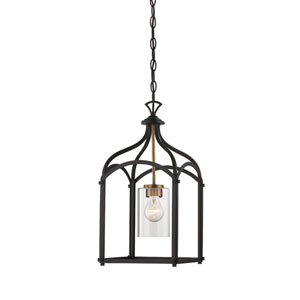 Avondale Oil Rubbed Bronze One-Light Pendant