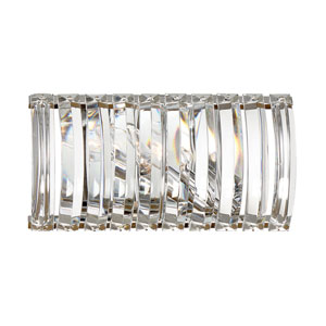 Allure Chrome One-Light Wall Sconce