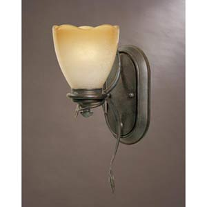 Timberline Old Bronze One-Light Sconce