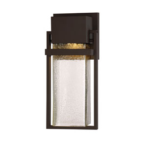 Fairbanks Rustique 7-Inch LED Outdoor Wall Sconce