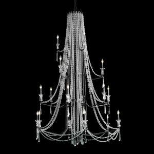 Barcelona Onyx 18-Light Chandelier