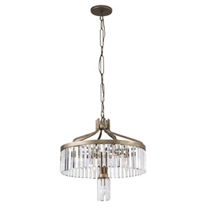 Social Club Havana Gold Seven-Light Pendant