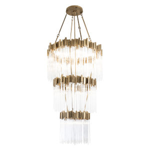 Matrix Havana Gold 19-Light Pendant