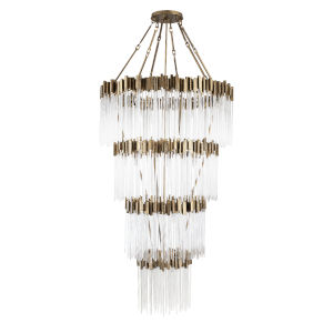 Matrix Havana Gold 30-Light Pendant