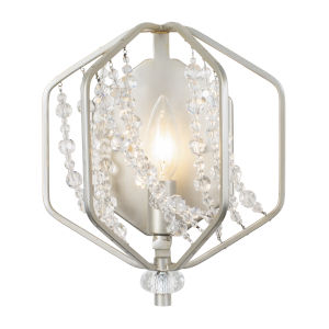 Chelsea Silverado One-Light Wall Sconce