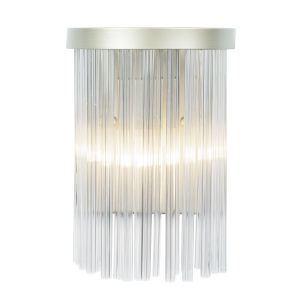 Amelia Silverado One-Light Wall Sconce