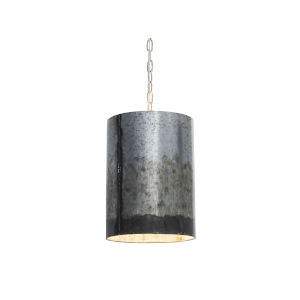 Cannery Ombre Galvanized Two-Light Pendant