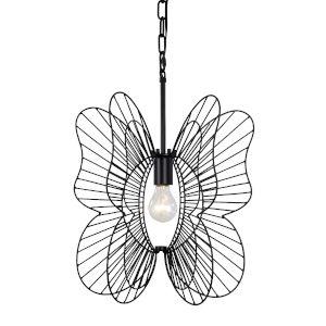 Monarch Black One-Light Pendant