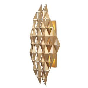 Forever French Gold Two-Light Wall Sconce