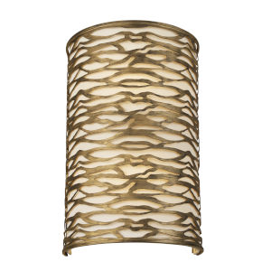 Kato Havana Gold Two-Light Wall Sconce