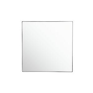 Kye Black 40 x 40 Inch Square Wall Mirror