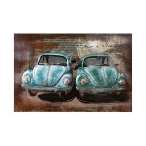 Casa 47-Inch Love Bugs Wall Art