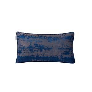 Casa Blue 11-Inch Throw Pillow