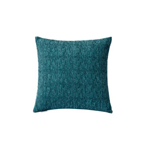 Casa Teal and Blue 18-Inch Throw Pillow