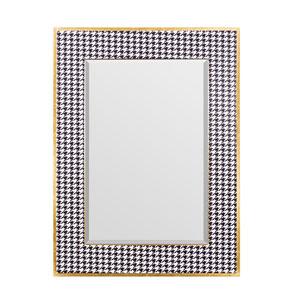 Casa Gold Dust Azzezzi Rectangle Mirror