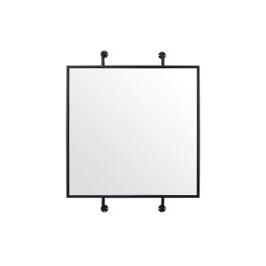 Tycho Black Wall Mirror