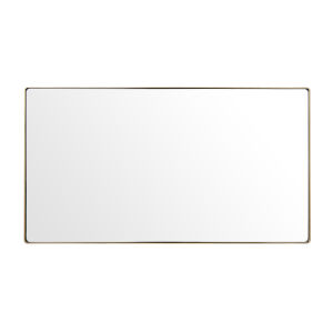 Kye Gold Wall Mirror