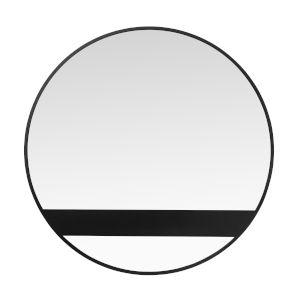 Cadet Black Wall Mirror