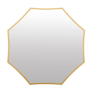Jenner Gold Wall Mirror