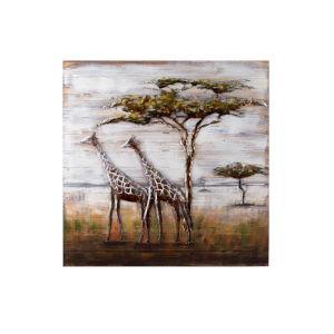 Serengeti Multicolor Wall Art