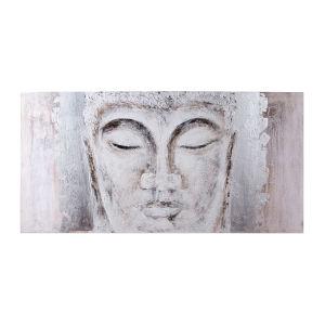 Zen Garden Silver Wall Art