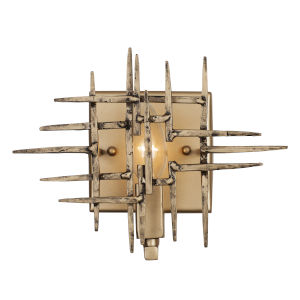 Spike Havana Gold One Light Bath Vanity