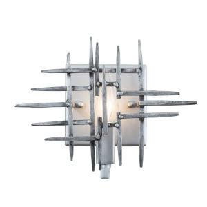 Spike Havana Steel One Light Bath Vanity