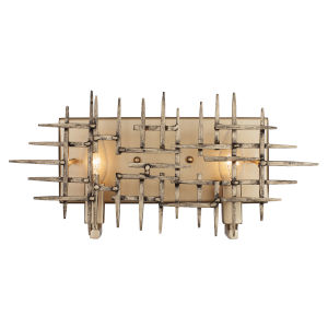 Spike Havana Gold Two Light Bath Vanity