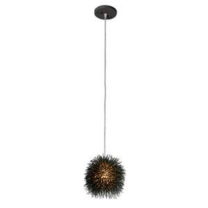 Urchin Black Mini Pendant