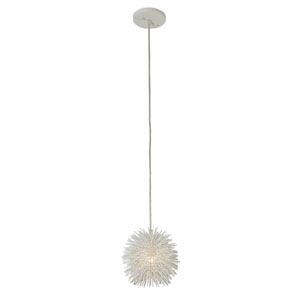 Urchin White Mini Pendant