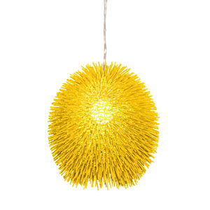 Urchin Yellow Pendant