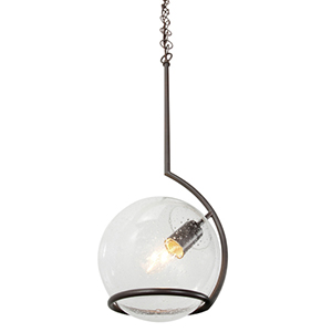 Watson Metallic Bronze One Light Mini Pendant