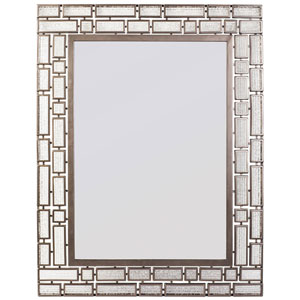Harlowe New Bronze Rectangular Mirror