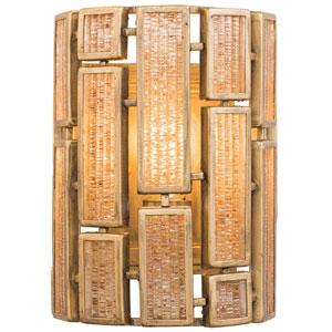 Harlowe Havana Gold One-Light Wall Sconce