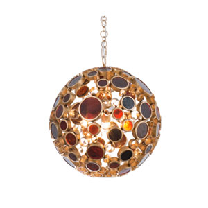 Fascination Kolorado Three-Light Pendant