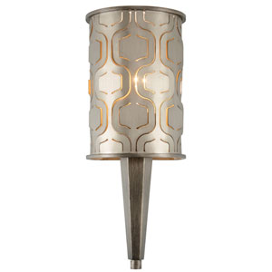 Iconic Champagne Mist One-Light Wall Sconce